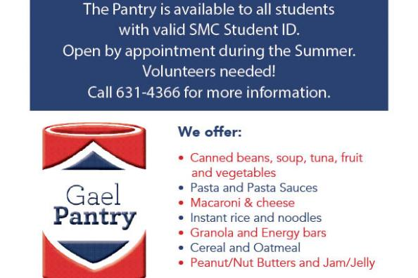 GaelPantry Summer