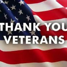 Image for Honoring our Vets on Veteran's Day