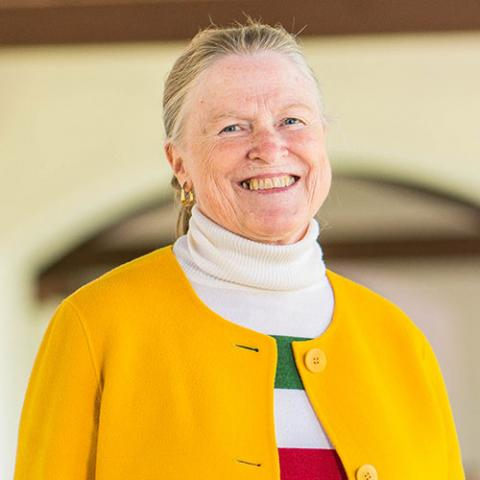Carole Swain, Vice President for Mission